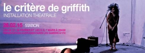 Events, Gigs & Nightlife in Beirut - Le Critere De Griffith Installation Théâtrale
