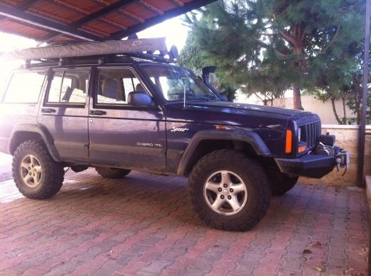 Cars in Deychounieh - Jeep Cherokee sport