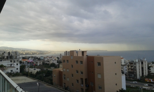 For Sale in Kfar Yassine - Apartment For Sale (Priceless View - Panoramic)