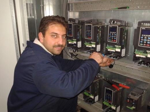Wanted Job in Zahleh - فني لوحات تحكم  plc ولوحات توزيع الطاقة