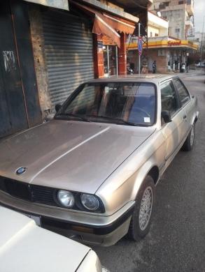 BMW in Bourj el Barajneh - سياة للبيع باب واحد ، الحالة ممتازة حديد وميكانيك ، مدفوع 2014