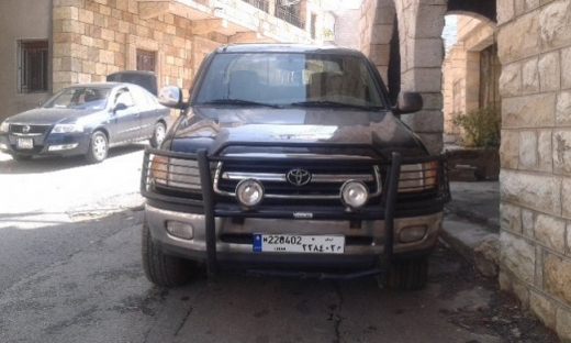 Toyota in Beirut - 2000 toyota tundra sr5,4×4 clean truck. at, lea...