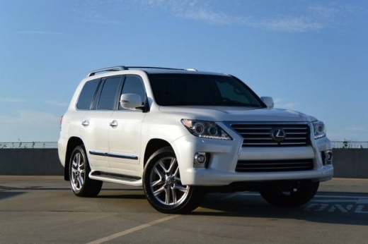 سيارات في عكاوي - Available Urgent sale 2014 Lexus Lx 570 Model Suv v8 with full option