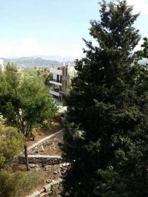 For Sale in Ghineh - Ref (P.13) Ghine, 3 Flats building for sale + 150 m2 Garden.