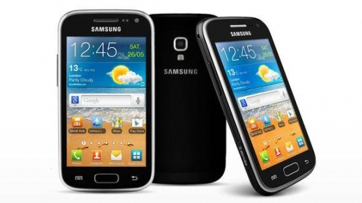 Phones, Mobile Phones & Telecoms in Beirut City - SAMSUNG S4 I9505 4G WHITE - WITH BOX & ACCESS,COVER & SCREEN PROT