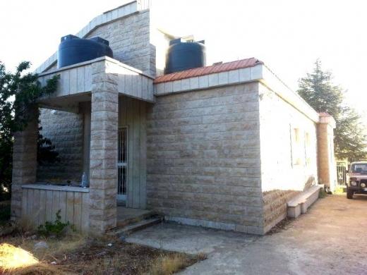 For Sale in Kfar Zebian - Ref # H.1 – 800 m2 Land & 157 m2 House in Keserwan for sale