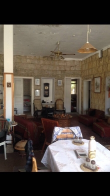 For Sale in Broumana - Old stone house 270,000$ only heart of broumana
