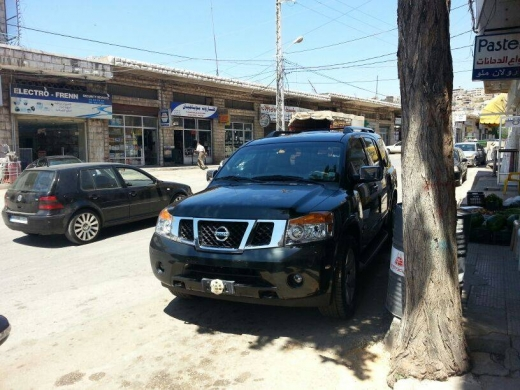 Cars in Ain ed Dawq - Hot Deal-Nissan Armada LE - Model 2008 - Full Options+Free Gift of 1500$