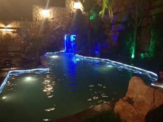 À vendre dans Bchamoun - Bchamoun 390 m2 Triplex Villa for sale in Bchamoun (Open Valley View)