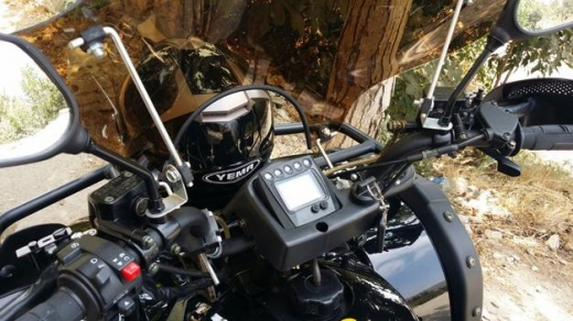 Motorbikes & Scooters in Bater - ATV DOCKER-F 200 cc Black Automatic brand new Model 2015 only 250KM