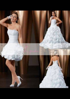 Clothes, Footwear & Accessories in Ain el-Remmaneh - BD15009 - double dress -wedding dress