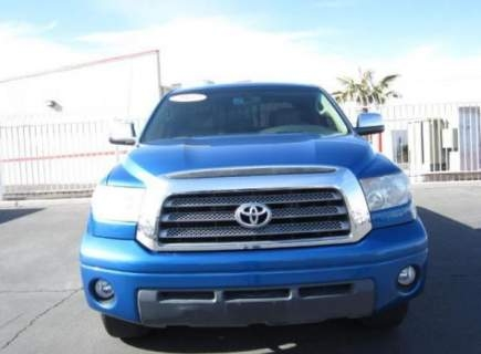 Other in Beirut - toyota tundra 2007 5.7 liter max crew cab limited in--nabatieh--