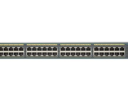 cisco catalyst ethernet switch 48 ports 2960 series si