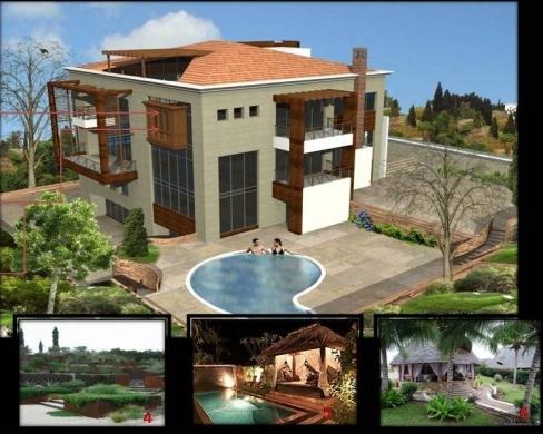 À vendre dans ainab - Ref # V.13, Ainab (Aley), 1,300 m2 villa on a 1,214 m2 land for sale.