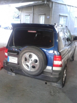 Pajero Io Model 99 In Very Good Condition