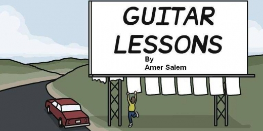 Music, Bands & Musicians in Beirut City - Guitar lessons