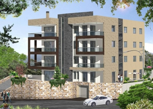 For Sale in Elissar - Apartment with Terrace and Garden for Sale in Elissar, $ 335000