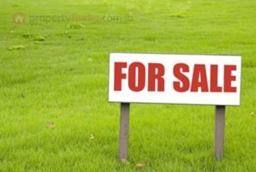 Land in Faraya - A 614 sqm land for sale in Faraya