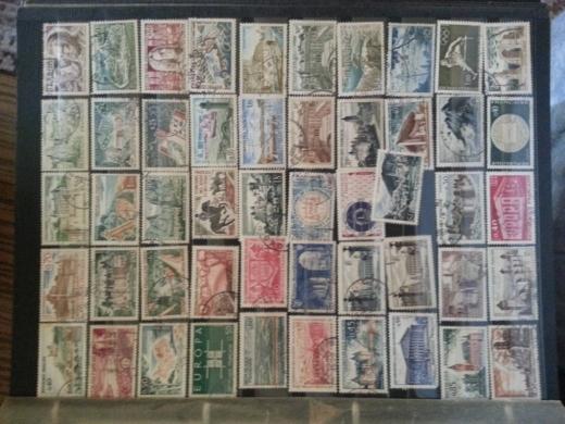 Tickets in Batroun - مجموعة طوابع قديمة للبيع
