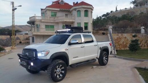 Toyota in Rachaya - Toyota Tundra Tuned ARB