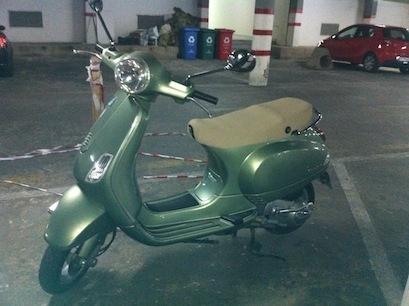Motorbikes & Scooters in Mount Lebanon - Vespa Piaggio 2013 for Sale