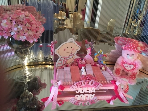 Weddings in Mount Lebanon - Baby souvenirs and full decorations for baby and wedding tables and any occasion decorations