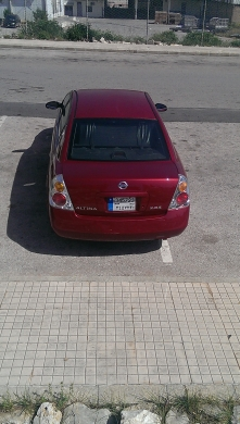 Nissan in Beirut - GOOD CONDITION NISSAN ALTIMA 2003 FOR SALE