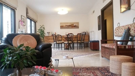Land, Farms & Estates in Rabieh - apartment for sale in rabieh 180m and 150m terrace