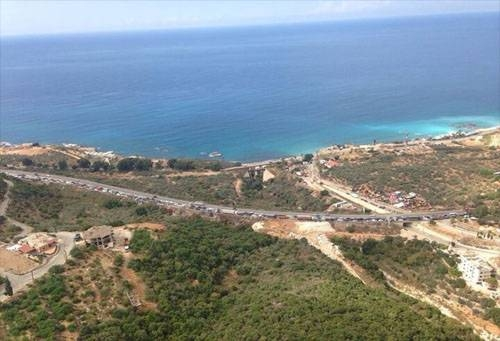 Land, Farms & Estates in Feghal - Fghal Jbeil Mount Lebanon Land Area 600Sqm