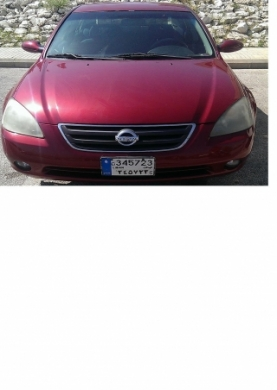 Nissan in Mount Lebanon - GOOD CONDITION NISSAN ALTIMA FOR SALE