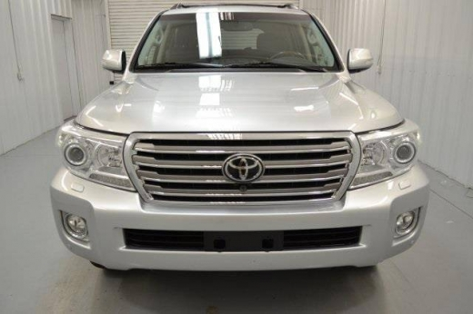 Cars in Aicha Bakkar - 2014 Toyota Land Cruiser - AWD 4dr SU