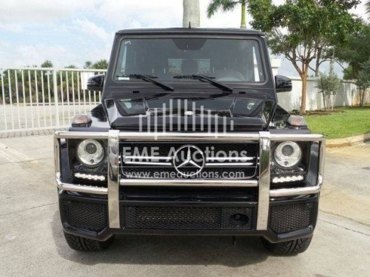 Cars in ain al-tineh - 2013 Mercedes-Benz G63 AMG‏