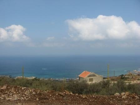 Land, Farms & Estates in Eddeh - Land for sale Eddeh Batroun