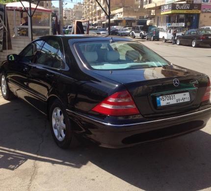 Cars in Azmi - Mercedes