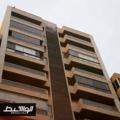 For Sale in Jdeideh - Beautiful160m2 appartement