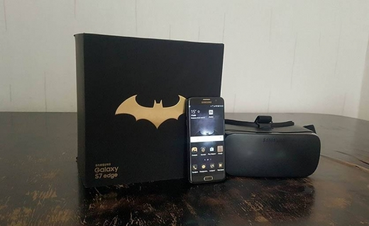 Phones, Mobile Phones & Telecoms in Beirut City - Samsung Galaxy S7 Edge Injustice (Batman) Limited Edition