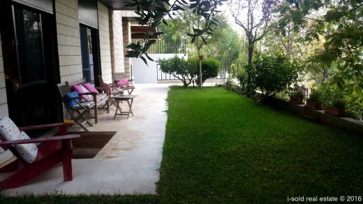 For Sale in Ain Saadeh - Ref (PE1.A.559), 240 m2 apartment having 460 m2 garden for sale in Ain Saade
