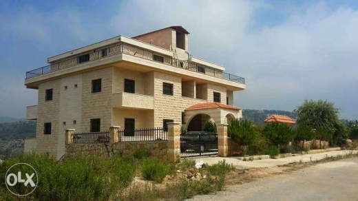 For Sale in Keyfoun - 135 sqm brand new apartments