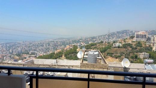 For Sale in Bsalim - Ref (JA19.A.6), Bsalim, 238 m2 apartment for sale in Bsalim