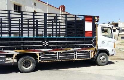 Vans, Trucks & Plant in Beqaa - Hino renger
