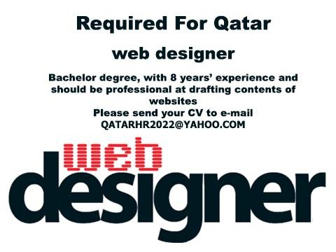 Offered Job in Accaoui - web designer