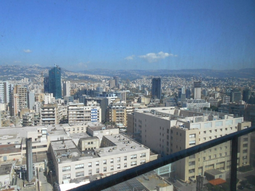 For Sale in Achrafieh - 110 m2 apartment for sale in Ashrafieh having an open mountain view