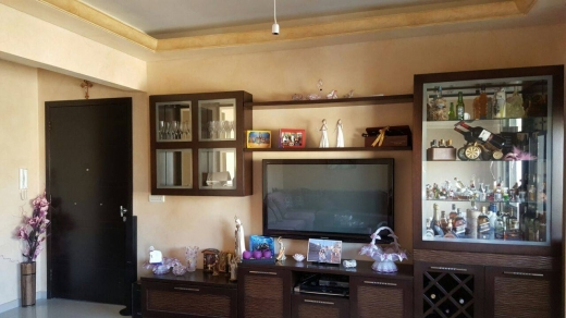 For Sale in Adonis - Adonis, 110 m2 decorated and semi-furnished apartment for sale