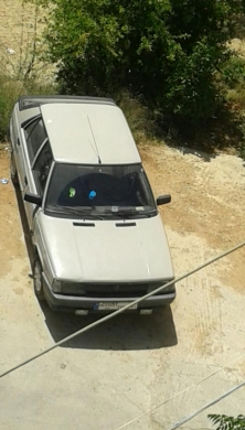 Renault in Abdul Latif El Bissar - طرابلس التبانه