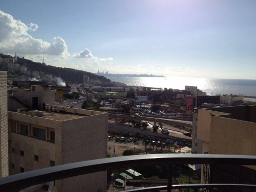 For Sale in Adonis - Ref (GAF9.A.280), 280 m2 apartment for sale in Adonis (open sea & mountain view)