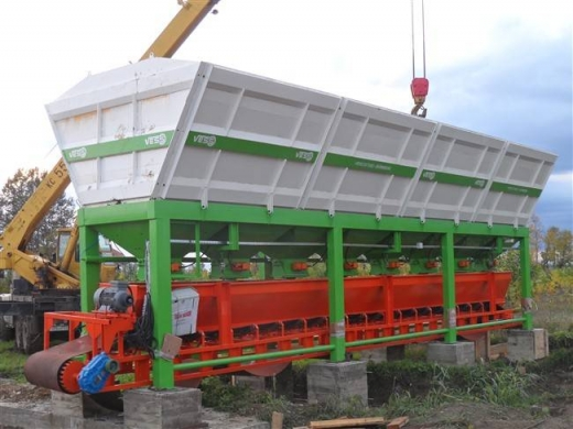 Other Goods in Basta - FULLY AUTOMATIC-FORKLIFT  10.2 PAVING - HOLLOW BLOCK  MACHINE