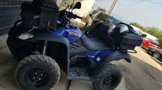 Motorbikes & Scooters in Metn - ATV for sale model 2012 500 CC