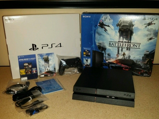Phones, Mobile Phones & Telecoms in Accaoui - PS4 Sony PlayStation 4 консоль Call of Duty Black Ops 3 1TB Edition PowerVapor