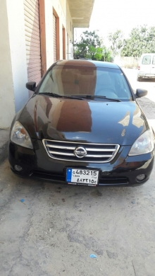Nissan in Sour - Used Nissan Altima 2006 for sale Tyre
