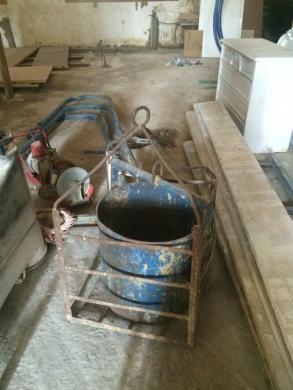 Construction in Jall El Dieb - ونش للورش بحالة ممتازة للبيع 550$